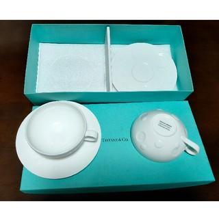 ティファニー(Tiffany & Co.)の【連休終了値下げ】TIFFANY ペアティーカップ(食器)