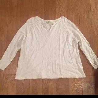 ロンハーマン(Ron Herman)のロンハーマンホワイトロンT (Tシャツ/カットソー(七分/長袖))