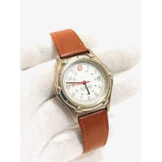 ウェンガー(Wenger)のWENGER メンズ腕時計(腕時計(アナログ))