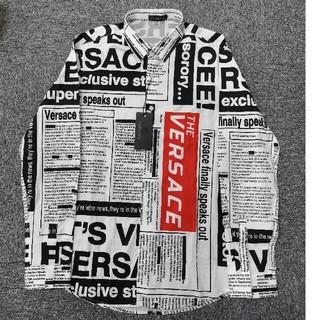 ヴェルサーチ(VERSACE)のVERSACE シャツ メンズ ヴェルサーチ (Tシャツ/カットソー(半袖/袖なし))