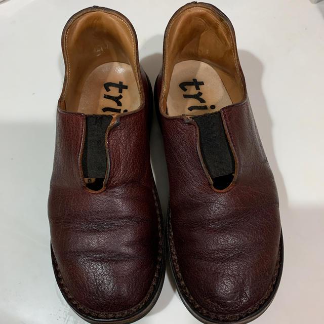 trippen(トリッペン)のトリッペン 37 レディースの靴/シューズ(ローファー/革靴)の商品写真