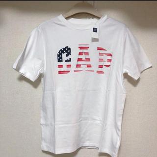 GAP Kids - gap kids ロゴ Tシャツ 新品 140cm
