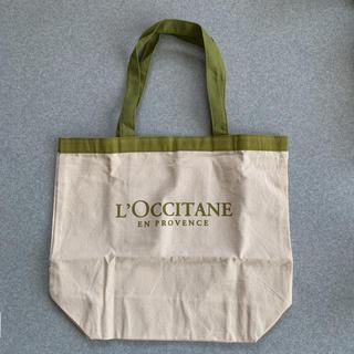 ロクシタン(L'OCCITANE)のロクシタントートバッグ&ハンドタオルセット(トートバッグ)