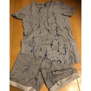 ベネトン(BENETTON)のベネトン 140cm セットアップ(Tシャツ/カットソー)