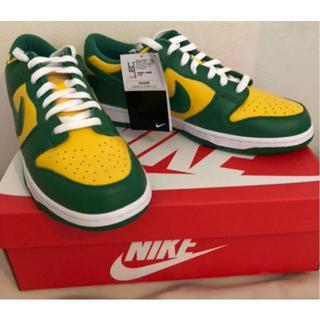NIKE DUNK LOW SP BRAZIL 28cm(スニーカー)
