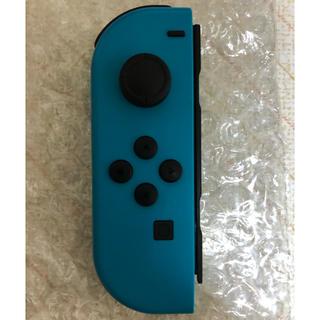 Nintendo Switch - ジャンク ニンテンドースイッチ ジョイコン ネオンブルー 左側