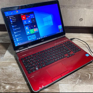 NEC - 爆速Core i7 Blu-ray NEC LaVie Windows10
