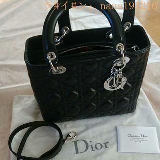 Christian Dior - 極美品! Christian Dior レディーディオール