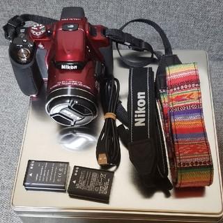 Nikon - nikonP600