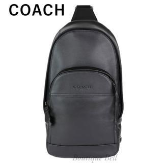 コーチ(COACH)の【COACH】コーチ チャールズ カーフレザー ボディーバッグ(ボディーバッグ)