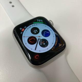 Apple Watch - Apple Watch Series5 44mm シルバー GPS