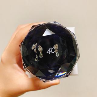 ヨンドシー(4℃)のイヤリング(イヤリング)