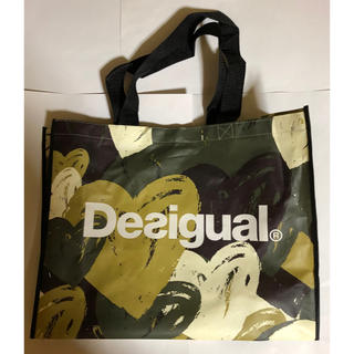 デシグアル(DESIGUAL)のデシグアル ショッピングバッグ(ショップ袋)