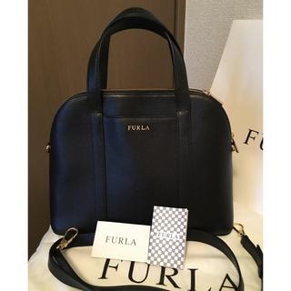 Furla - ⭐️極美品⭐️FURLA フルラ  2WAY ハンドバッグ 黒