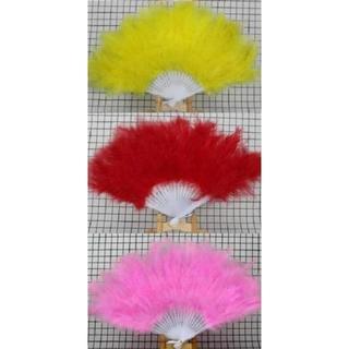 新品 ジュリアナ 扇子 3色セット バブリー 宴会 余興 黄赤ピンク(小道具)