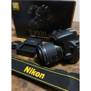 Nikon - Nikon D3500 18-55 VR レンズキット