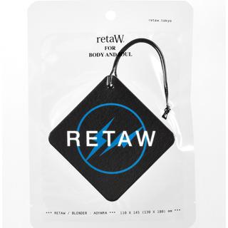 FRAGMENT - retaW  ×  Fragment designのカータグ 黒