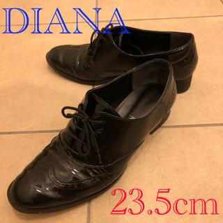 DIANA - 連休特別価格❗️美品 ダイアナ ローファー パンプス ブラック