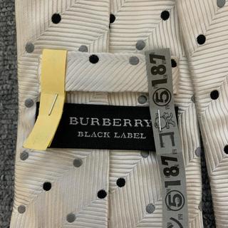 BURBERRY BLACK LABEL - ◆バーバリー◆ネクタイ◆Burberry◆
