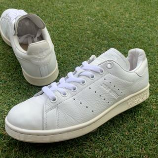 アディダス(adidas)の美品23.5 adidas STANSMISTHアディダス スタンスミスE295(スニーカー)