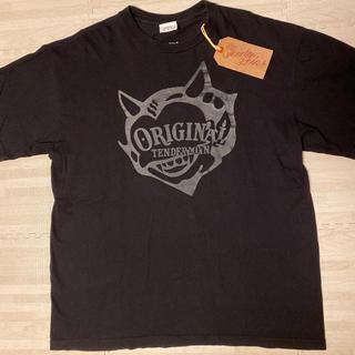 テンダーロイン(TENDERLOIN)の本店限定! TENDERLOIN 半袖 Tシャツ TEE PFP ブラック XL(Tシャツ/カットソー(半袖/袖なし))