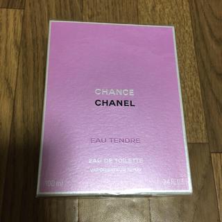 CHANEL - チャンスオータンドゥル100ml