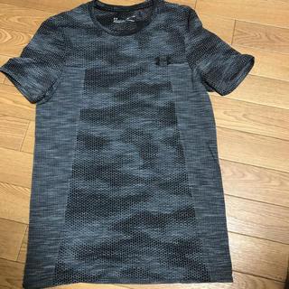 アンダーアーマー(UNDER ARMOUR)のバニッシュ シームレスショートスリーブ(Tシャツ/カットソー(半袖/袖なし))