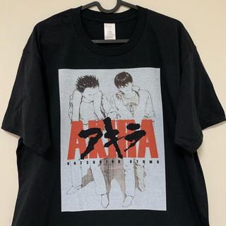 AKIRA Tシャツ 黒 アキラ 金田