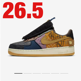 カクタス(CACTUS)のNike Air Force 1 Low Travis Scott Cactus(スニーカー)