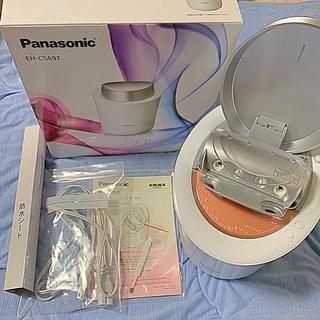 Panasonic - ナノケア スチーマー 品番EH-CSA97