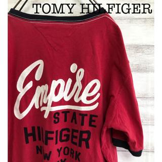 トミーヒルフィガー(TOMMY HILFIGER)のトミーヒルフィガー 半袖Tシャツ ビッグロゴ TOMY HILFIGER(Tシャツ/カットソー(半袖/袖なし))
