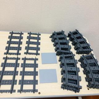 レゴ(Lego)のレゴ レール セット(電車のおもちゃ/車)