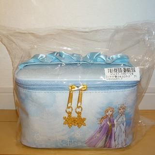 Disney - 【新品】ディズニープリンセスコスメバッグアナと雪の女王