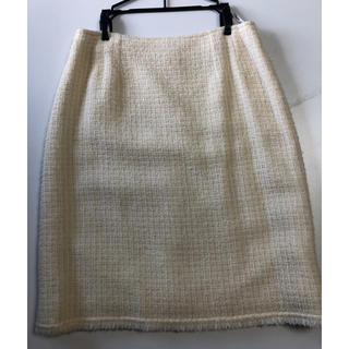 ルネ(René)のRene tissue製タイトスカート(ひざ丈ワンピース)