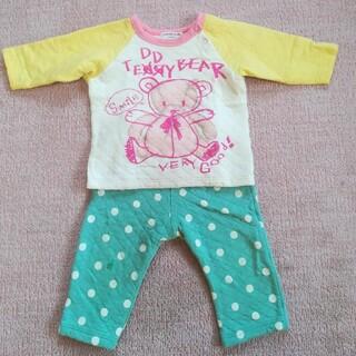 アンパサンド(ampersand)のパジャマ 80 AMPERSAND(パジャマ)