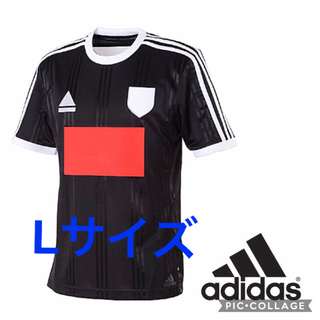 アディダス(adidas)の新品 アディダス フットボールグラフィック TANGO ICON ジャージー L(ウェア)