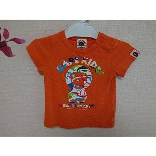 アベイシングエイプ(A BATHING APE)のA  bape 70cm 半袖Tシャツ(Tシャツ)