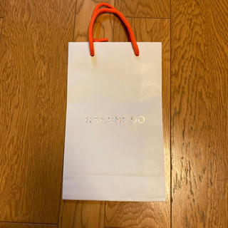 白鳳堂 紙袋