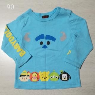 ベビードール(BABYDOLL)の長袖Tシャツ ディズニー ツムツム 80位 BABYDOLL 2(Tシャツ)
