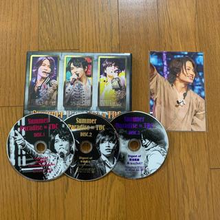セクシー ゾーン(Sexy Zone)のSexyZone サマパラ in TDC  2015 DVD 3枚組 キンプリ(アイドル)