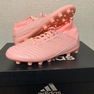 アディダス(adidas)の【新品】アディダス adidas ジュニア サッカー スパイク(シューズ)