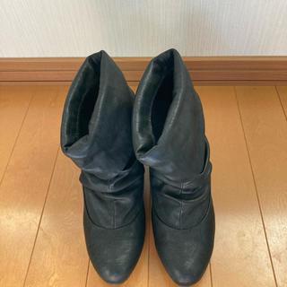 アーバンリサーチ(URBAN RESEARCH)のショートブーツ(ブーツ)