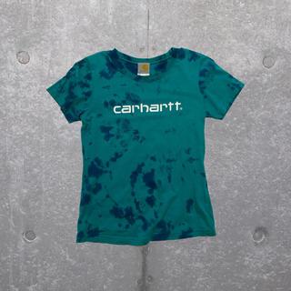 カーハート(carhartt)のTie Dye T-shirt(Tシャツ(半袖/袖なし))