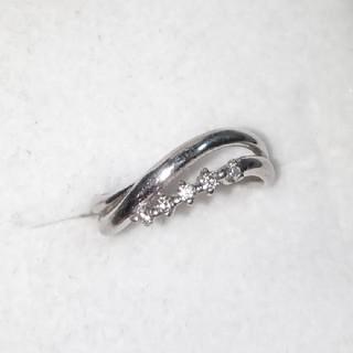 ダイヤモンドピンキーリング 4号(リング(指輪))