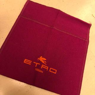 エトロ(ETRO)のエトロ 保管袋 マスクケース ポーチ(ポーチ)