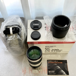 Canon - Canon EF 70-200mm f2.8L IS Ⅱ USM(極美品)