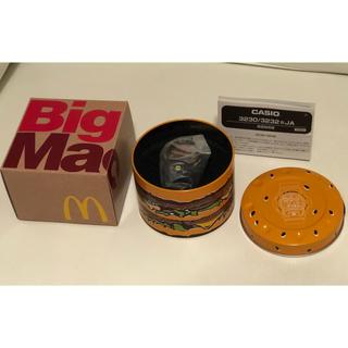 ジーショック(G-SHOCK)のG-SHOCK Big Mac(ビッグマック)50周年記念 1000個限定品(腕時計(デジタル))