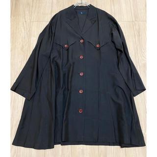 ヨウジヤマモト(Yohji Yamamoto)のヨウジヤマモト   ショップオーバーコートシャツ(ステンカラーコート)