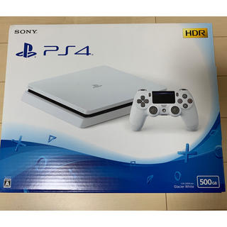 PlayStation4 - PS4 プレイステーション4 ホワイト(CUH-2200A B02) 本体