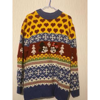 ZARA - ニット セーター  disney✖️ZARA